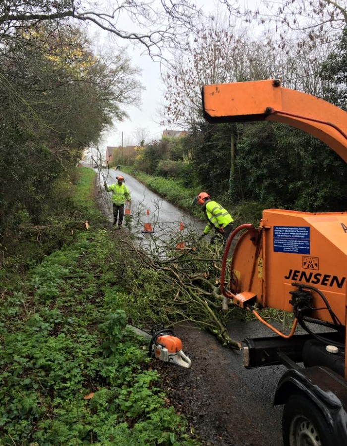 Tree Surgeon Clent Highway Clearance